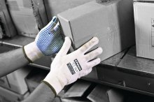 Polyco Matrix® D Grip PVC Dotted Gloves