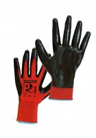 PREDRED SMOOTH NITRILE GLOVE