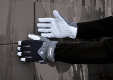 Polyco Freezemaster® II Leather Waterproof Gloves