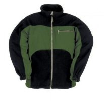 Sark Fleece Green/Black