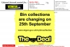 99661 WIGAN BIN COLLECTIONS 25/9