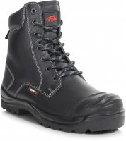 Black DDR Bump Cap Safety Boot