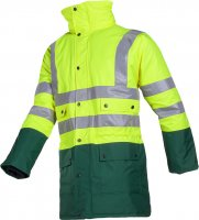 Stormflash Hi Vis Winter Rain Jacket