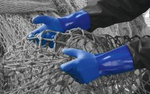 Polyco Vyflex® PVC Chemical Resistant Gloves