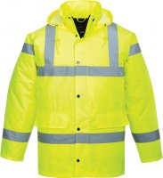 Hi Viz Traffic Jacket