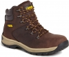 APACHE S3 BROWN WAXY BOOT